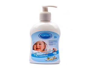 Детское жидкое крем-мыло с экстрактом Ромашки, 300мл