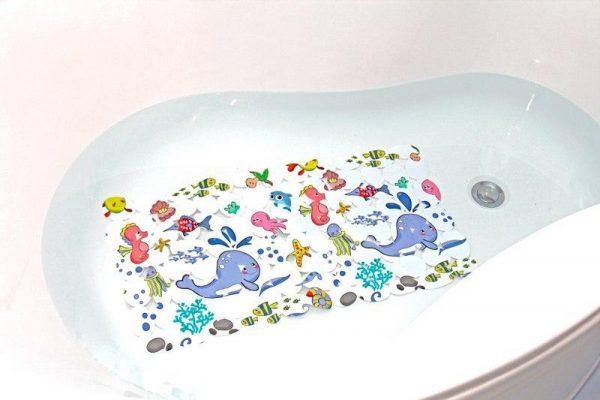 киты в ванночке