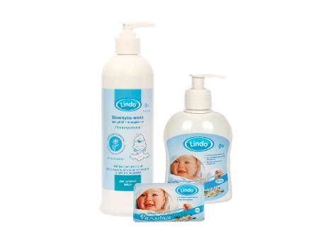 Мыло и шампуни
